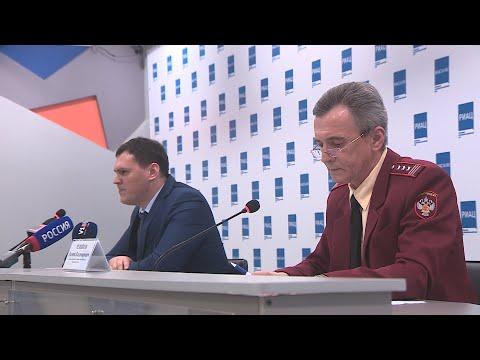 Состояние с заболеваемостью коронавирусом в Волгоградской области. 09.04.20