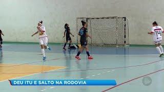 Copa Record: Itu e Salto vencem durante rodada em Sorocaba