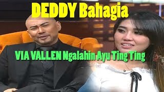 Video DEDDY Bahagia VIA VALLEN Ngalahin AYU TING TING - Hitam Putih 30 Mei 2017 MP3, 3GP, MP4, WEBM, AVI, FLV November 2018