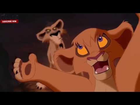 The Lion King 2 || Simba's Pride My Lullaby Scene || [HD] Quality