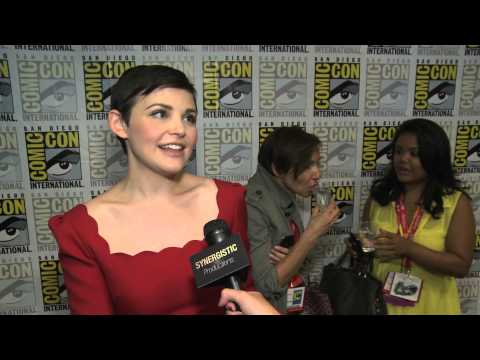 Ginnifer Goodwin - Once Upon a Time - Comic-Con 2012