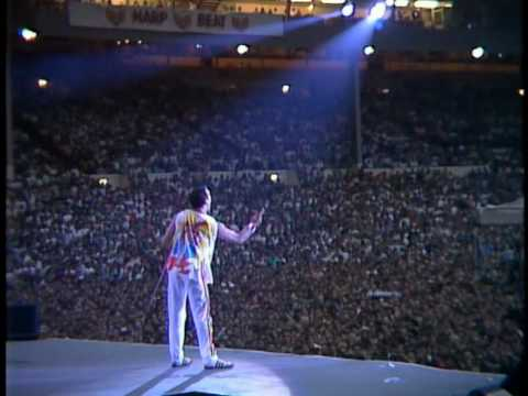 Queen - Wembley, '86.