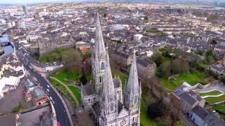 Cork Ireland  city photos : Flight over Cork city, Ireland