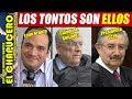TERRIBLE ERROR DE MEDIOS Y EMPRESARIOS CREER QUE AMLO ES TONTO