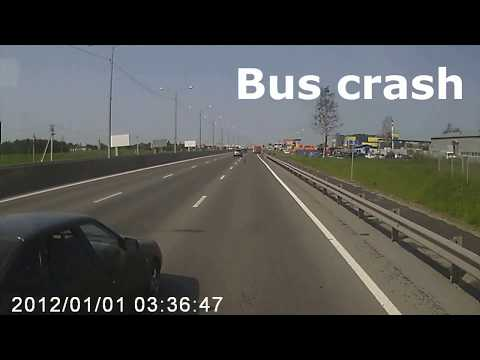 """""""Учителю"""" не удалось проучить водителя автобуса"""