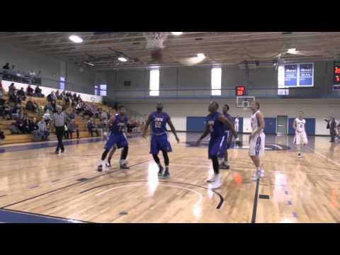 Men's Basketball Highlights vs. Johnson & Wales
