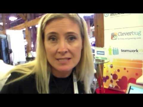 Grainne Barron Viddyad Commercial Video Ad Editor Is Amazing At Tech Crunch Disrupt