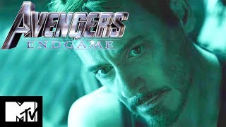Avengers: Endgame - Official Trailer | MTV Movies