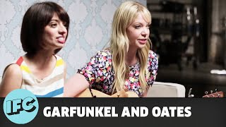 Garfunkel and Oates | The Sofa Sessions: The College Try | IFC
