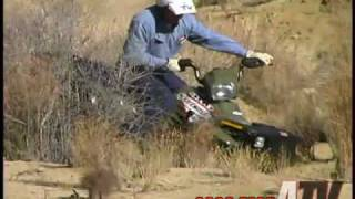 10. ATV Television - 2003 Polaris Sportsman 400 Test