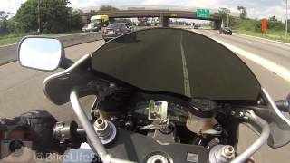 4. Hauling A** On The 2001 Honda RC51 1000R SP1