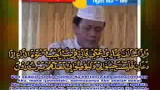 Muammar za Al baqarah 183 186 2