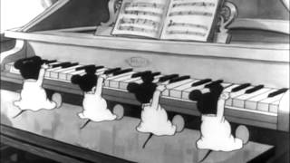 Mickey Mouse - Le Cauchemar De Mickey (1932)