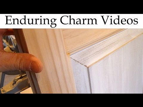 making doors - How to make raised panel doors on a router table, a discussion of the basics and the finer points of the process.