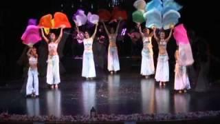 Show Luxor - Indigo 2010