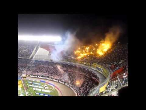 la fiesta de la 12 en el gallinero - La 12 - Boca Juniors