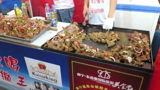 Nanning China  City new picture : Southeast Asian Food Festival, Nanning, China