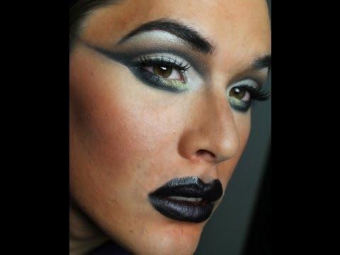 *Phi Phi O'hara* Inspired Make Up Tutorial! RuPaul's Drag Race Season 4!