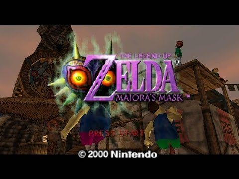 the legend of zelda majora's mask wii iso