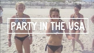 USA Party In The USA Music Video