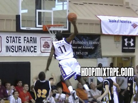 Wall - John Wall Hoopmixtape Volume 1: Wall's Senior Campaign at Word of God.