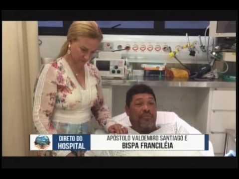 VALDEMIRO SANTIAGO FOI ESFAQUEADO NO PESCOÇO
