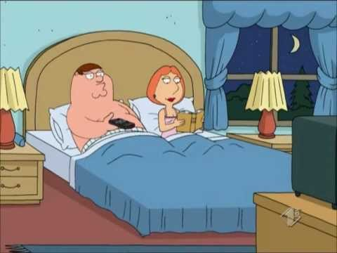 I Griffin Peter Insulta Lois