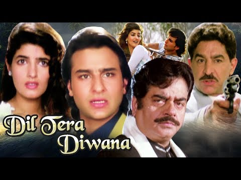 Video Hindi Action Movie | Dil Tera Diwana | Showreel | Saif Ali Khan | Twinkle Khanna download in MP3, 3GP, MP4, WEBM, AVI, FLV January 2017