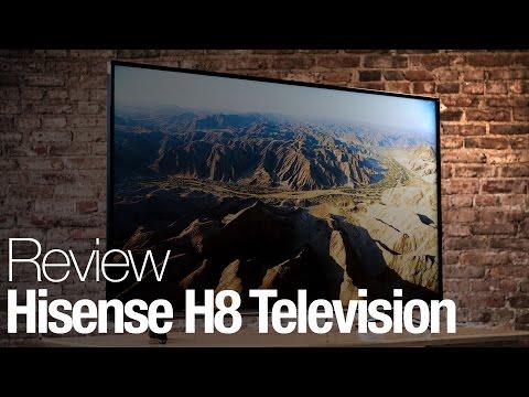 Hisense H8 4K Television Review