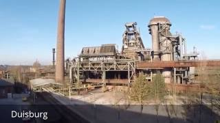 Duisburg Germany  City pictures : Places to see in ( Duisburg - Germany )