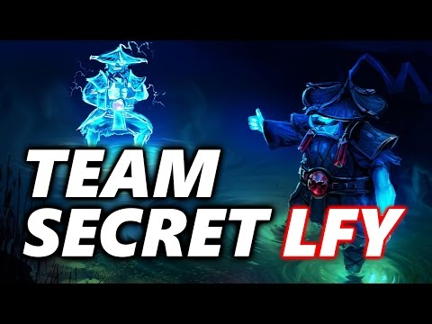 Team SECRET vs LGD.Forever Young - MDL 2016 Dota 2
