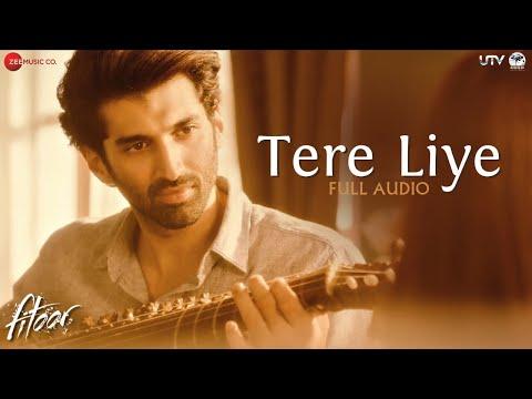 Tere Liye - Full Song | Fitoor | Aditya Roy Kapur,
