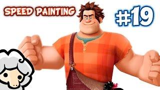 Fan art de los personajes Ralph y Venellope de la película Rompe Ralph (Wreck-it Ralph). El video fue grabado hace tiempo asi que es solo en 720p y hay demasiados cambios de zoom, pero aun asi espero que os guste el resultado final :D_________________________________________________________________Facebook: http://goo.gl/BP8o5SDeviantart: http://goo.gl/yHKnGP_________________________________________________________________Photoshop CC Intuos Pro M_________________________________________________________________Música: How About It - Topher Mohr and Alex Elena