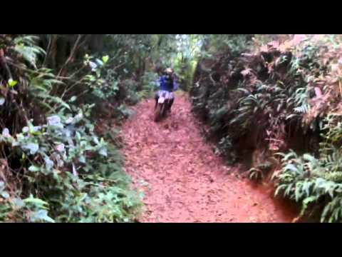 Trilha em Tupandi