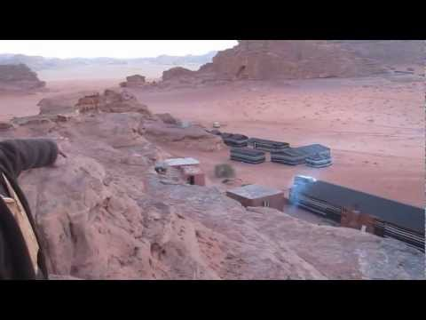 Video of The Bedouin Meditation Camp