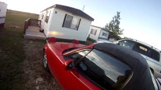 walkaround review test drive of my 1994 mazda miata completely stock 1.8 na mx-5 mx5 mx 5 red i filmed this with gopro in utah