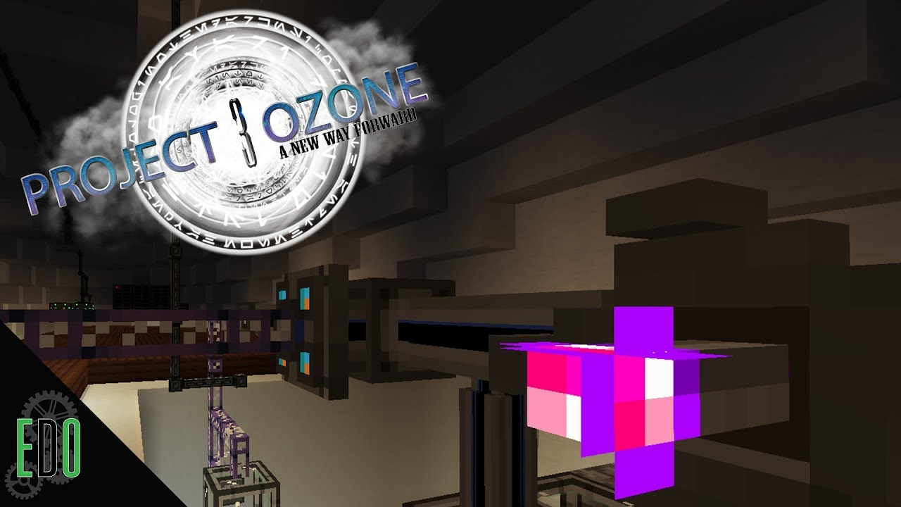 Project Ozone 3 :: Ep 13 :: Molecular Assembler, Wireless Terminal & Growth Accelerator!!