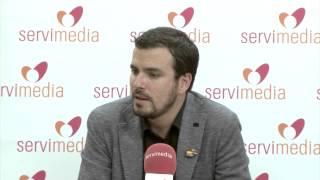 Vídeo Garzón (IU) pide cumplir la ley antes de hacer nuevas promesas