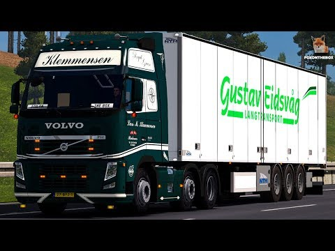 Volvo FH Classic by Peerke145 v1.4