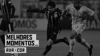 Confira os melhores momentos do duelo contra o Avaí em Florianópolis.Inscreva-se na Corinthians TV e fique por dentro de tudo que rola no Timão: http://bit.ly/CorinthiansTV