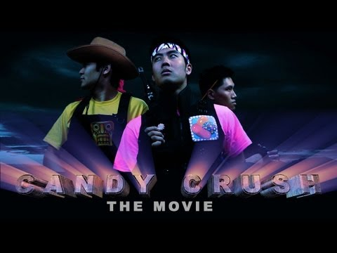 Candy Crush The Movie trailer by Ryan Higa