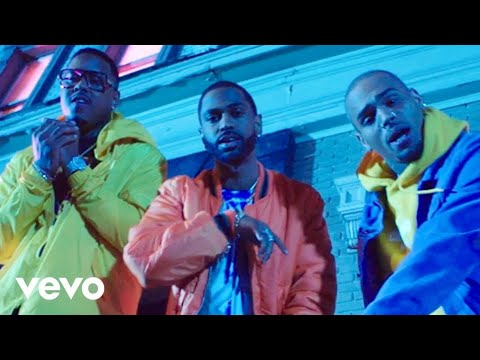 Jeremih feat. Chris Brown, Big Sean - I Think Of You