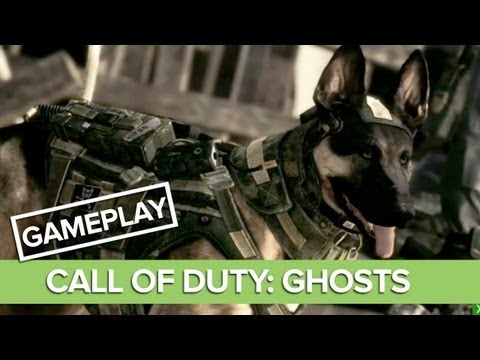 xbox - Call of Duty: Ghosts Gameplay and Trailer at Xbox One Reveal Event: Call of Duty: Ghosts premiere with gameplay and trailer at Microsoft's Xbox One unveiling...