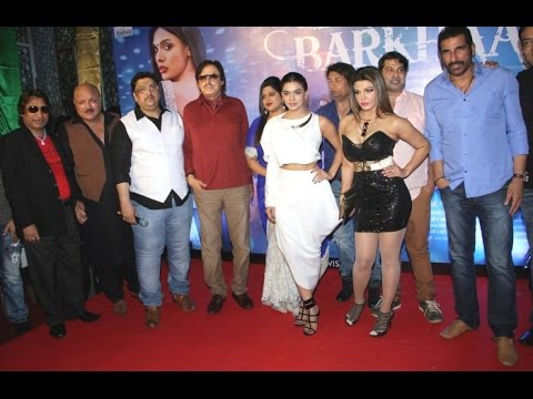 Shekhar Suman, Sara loren & Others screening Of Film Barkha