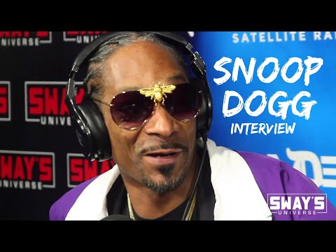 Snoop Dogg Creates A Song On The Spot with Jamie Foxx and Compares New Rappers to Vets