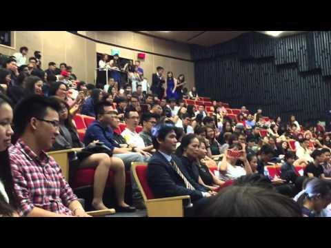 LK Xin Lỗi Tình Yêu - Mr.Đàm tại Singapore ngày 19.01.2016