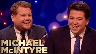 Video Send To All Showdown With James Corden | Michael McIntyre MP3, 3GP, MP4, WEBM, AVI, FLV September 2019