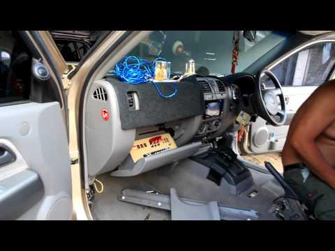 รถแต่งเครื่องเสียง - ดูพี่เค้าแต่งเครื่องเสียง รถดีแม็กซ์ครับให้ดูเพลินๆ...