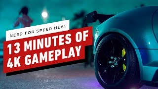 Need For Speed Heat: 13 Minutes of 4K Gameplay by IGN