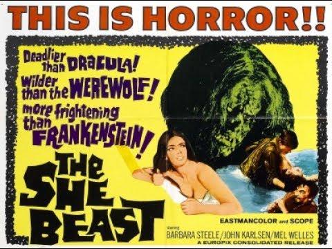 The She Beast (1966) Full Film